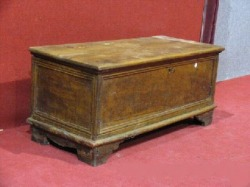1700 cassapanca chest artigiana italian antique furniture